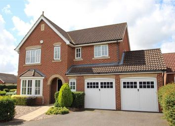 Thumbnail 4 bed detached house for sale in Jeavons Lane, Grange Farm, Kesgrave, Ipswich