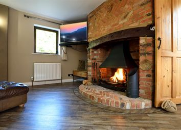 Thumbnail 4 bed barn conversion for sale in Waterhouse Close, Newport Pagnell