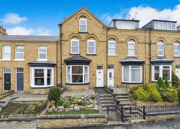 Thumbnail 4 bed terraced house for sale in Nares Street, Scarborough