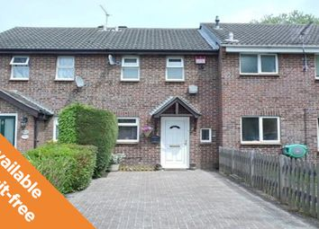 Thumbnail 2 bedroom terraced house to rent in Celia Close, Waterlooville, Hampshire
