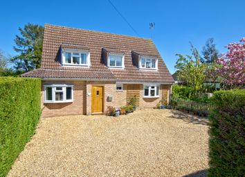 Thumbnail 4 bed detached house for sale in Leaden Hill, Orwell, Royston