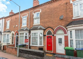 Thumbnail 2 bed terraced house for sale in Salisbury Road, Smethwick