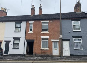 3 bed terraced house for sale in Tutbury Road, Burton On Trent, Staffordshire DE13