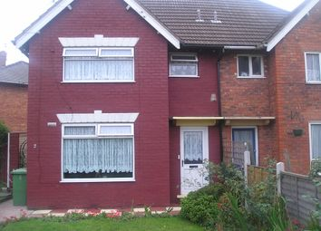 Thumbnail 3 bed semi-detached house for sale in Deepmore Avenue, Reedswood, Walsall