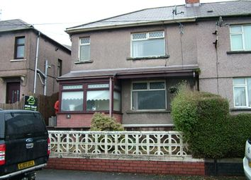 Thumbnail 3 bed semi-detached house to rent in Penderyn Avenue, Margam