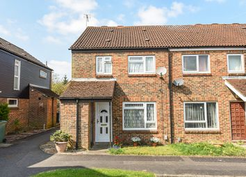Thumbnail 3 bed end terrace house to rent in Copland Close, Brighton Hill, Basingstoke