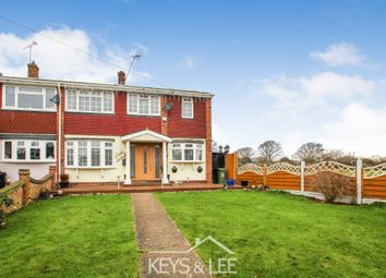 Thumbnail 5 bed end terrace house for sale in Morant Gardens, Collier Row, Romford