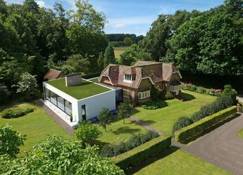 Thumbnail 4 bed detached house for sale in Grange Park, Alresford, Hampshire