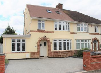 Thumbnail 4 bed semi-detached house for sale in Beech Drive, Borehamwood