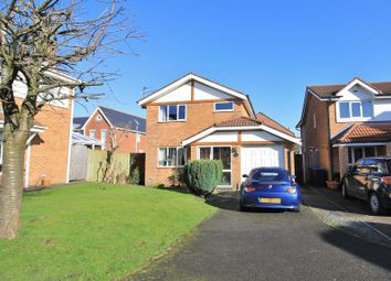 Thumbnail 3 bed detached house for sale in 6 The Rowans, Poulton-Le-Fylde
