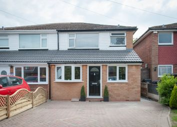 Thumbnail 3 bed semi-detached house for sale in Signal Hayes Road, Walmley, Sutton Coldfield