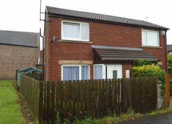 Thumbnail 1 bed terraced house for sale in Brook Court, Bedlington