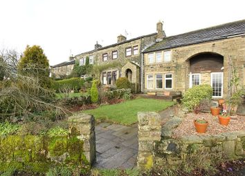 Thumbnail 3 bed terraced house for sale in Curlews, 1A, Lower Scholes, Oakworth, Keighley, West Yorkshire