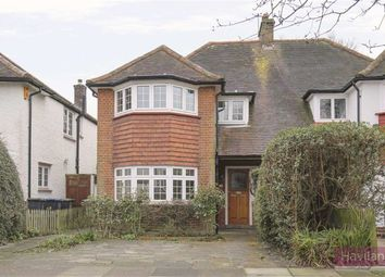 Thumbnail 4 bed semi-detached house to rent in Mayfield Avenue, London