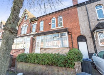 Thumbnail 6 bedroom terraced house for sale in Dora Road, Small Heath, Birmingham