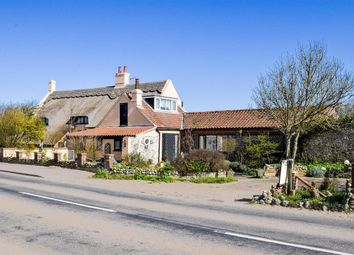 Thumbnail 4 bed detached house for sale in Old Manor House, Coast Road, Walcott, Norwich