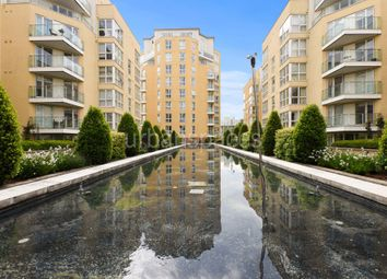Thumbnail 2 bedroom flat to rent in Water Gardens Square, London
