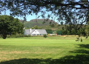 Thumbnail 4 bed detached house for sale in Morfa Bychan, Porthmadog