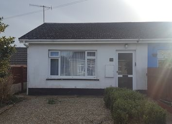 Thumbnail 2 bed semi-detached bungalow to rent in 15 Valley Close, Saundersfoot, 2 Bed Semi-Detached Bungalow