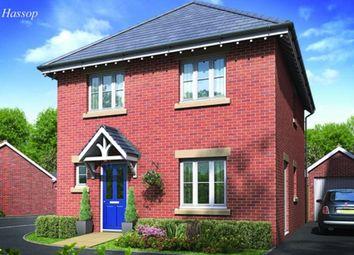 Thumbnail 3 bed detached house for sale in Burton Street, Tutbury, Burton-On-Trent