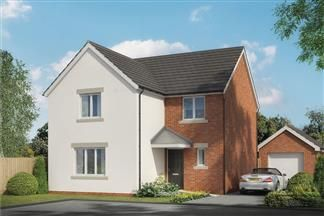 Thumbnail 4 bed detached house for sale in Chelmsford Road, Swindon, Wiltshire