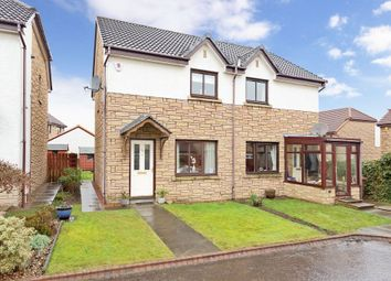Thumbnail 2 bedroom semi-detached house for sale in 34 Gogarloch Haugh, Edinburgh