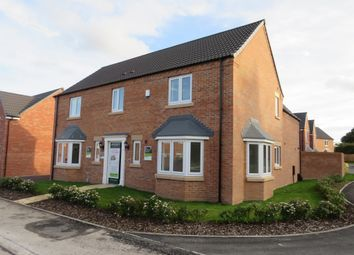 Thumbnail 4 bedroom detached house for sale in Black Hereford Way, Retford