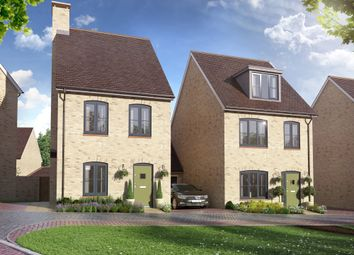 Thumbnail 3 bed detached house for sale in Station Road, Bordon