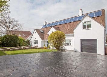 Thumbnail 5 bedroom detached house for sale in Powisland Drive, Crownhill, Plymouth