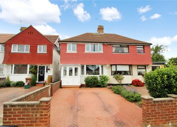 Thumbnail 3 bed semi-detached house for sale in Chester Road, Sidcup, Kent