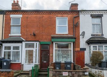 2 bed terraced house for sale in Solihull Road, Sparkhill, Birmingham, West Midlands B11