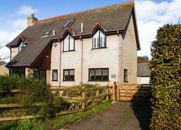 Thumbnail 4 bed detached house to rent in High View, Nacton Road, Levington, Ipswich