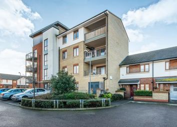 Thumbnail 2 bed flat for sale in Mallory Close, Gravesend, Kent, England