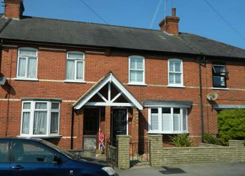 Thumbnail 3 bed terraced house to rent in 11 Kingslea, Leatherhead, Surrey., Leatherhead