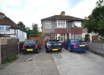 Thumbnail 3 bed semi-detached house for sale in Horton Hill, Epsom