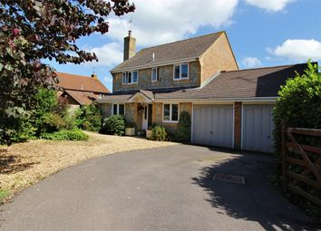 Burleigh Way, Wickwar, Wotton-Under-Edge, South Gloucestershire GL12. 4 bed detached house