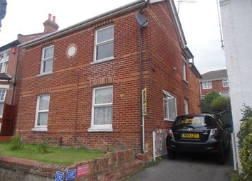 Thumbnail 2 bed flat to rent in Maple Road, Winton, Bournemouth