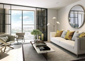 Thumbnail 1 bedroom flat for sale in City Tower, One Nine Elms