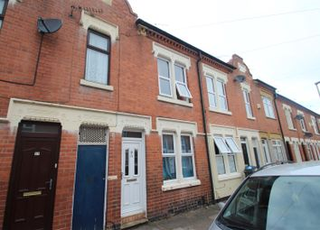 Thumbnail 2 bed terraced house for sale in Tyndale Street, West End, Leicester