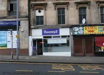 Thumbnail 1 bed flat to rent in Vicar Street, Falkirk