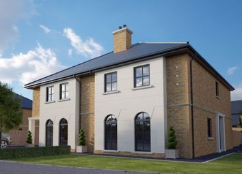 Thumbnail 3 bedroom semi-detached house for sale in Lisnagrilly Hall, Portadown, Craigavon