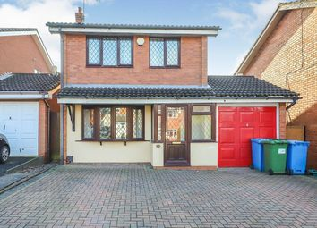 3 bed detached house to rent in Beverston Road, Perton, Wolverhampton WV6
