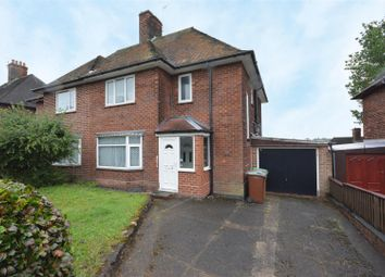 Thumbnail 3 bed semi-detached house for sale in Henley Rise, Sherwood, Nottingham