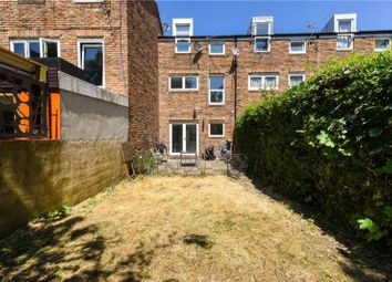 Thumbnail 3 bed flat to rent in Chale Road, London