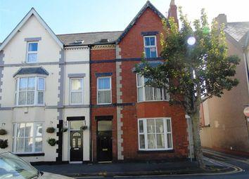 Thumbnail 2 bed flat for sale in Kinmel Street, Rhyl, Denbighshire