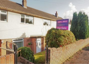 Thumbnail 3 bed terraced house for sale in Middle Way, Chepstow