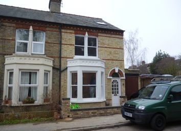 Thumbnail 4 bed end terrace house to rent in Marshall Road, Cambridge