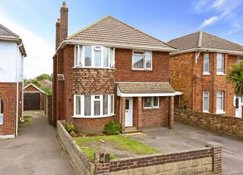 Thumbnail 4 bed detached house for sale in Rosemary Road, Parkstone, Poole