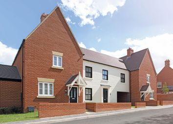 "Thumbnail 3 bed semi-detached house for sale in ""The Studland"" at Epsom Avenue, Towcester"