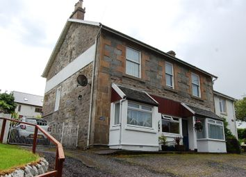 Thumbnail 5 bedroom semi-detached house for sale in Kames, Tighnabruaich